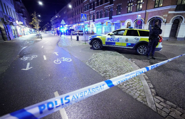 Young man killed, another critically injured in an attack in Malmo
