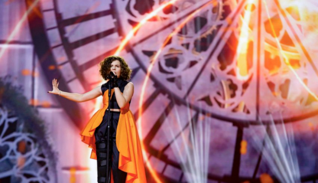 Mila Moskov wins sixth place in the Junior Eurovision contest