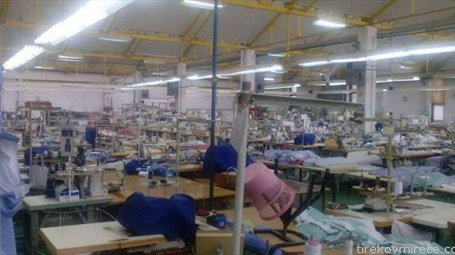 Levica demands action against textile factory manager who plans to fire 250 employees