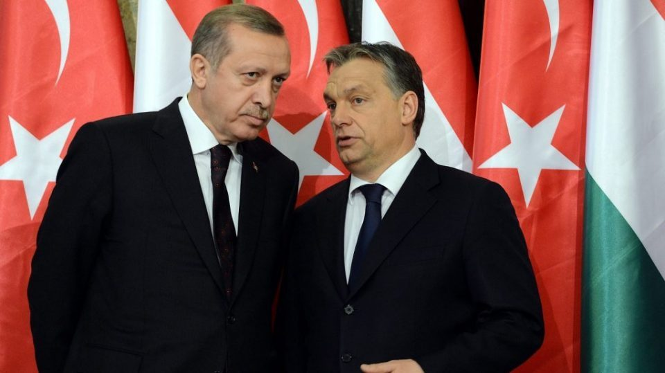 Orban: We are safe as long as Erdogan is in power