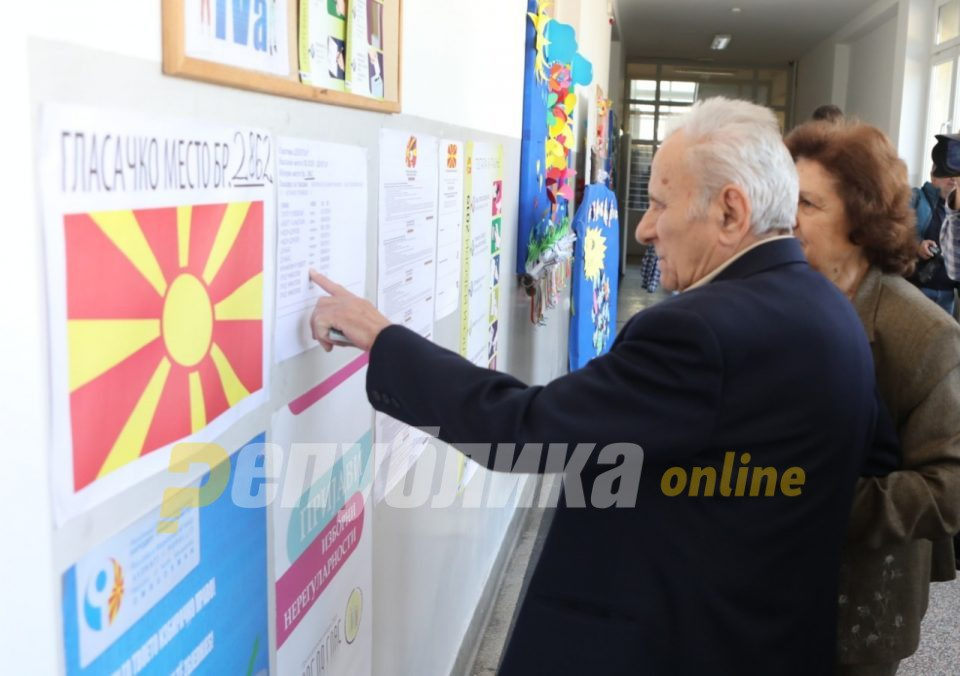 "Nikoloski says that VMRO will nominate honest candidates – ""the exact opposite of Zaev and his team"""