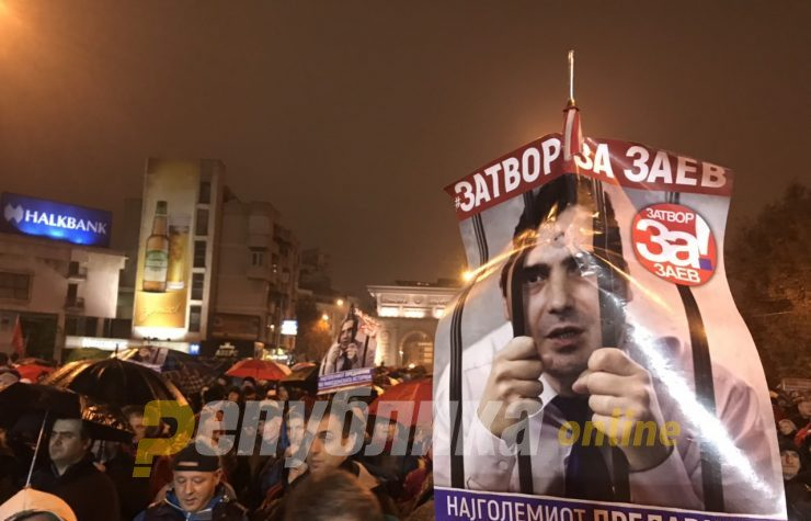 Nikoloski: If there was a reform plan, Zaev would have to prosecute himself