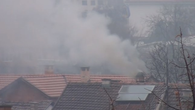 Illegal smelter or waste burning is polluting Skopje's western suburbs, citizens say