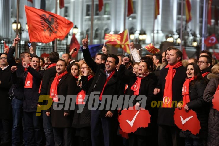 Zaev endorses proposal to radically change the electoral model