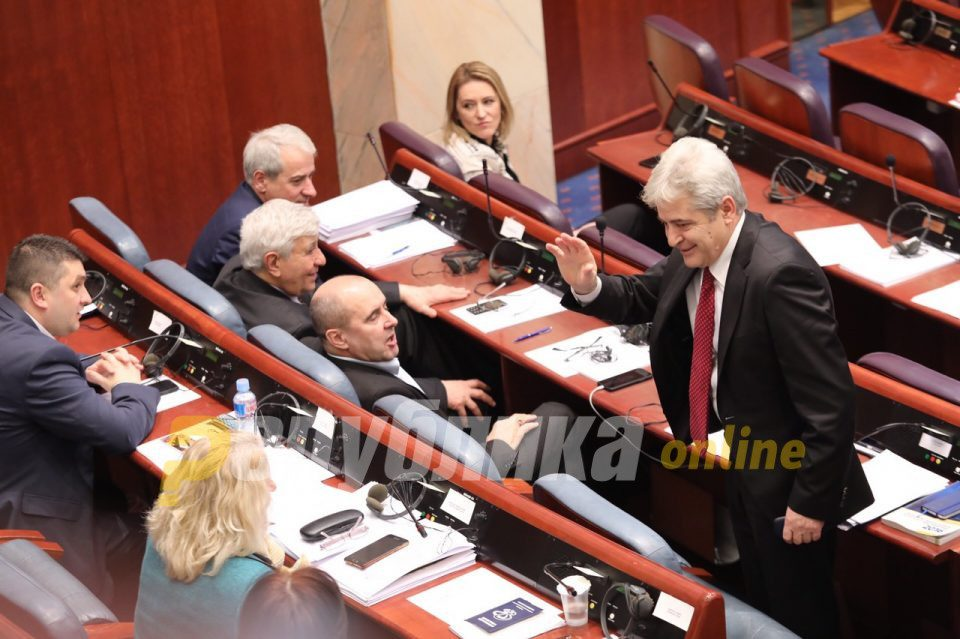 DUI does not want early elections in April