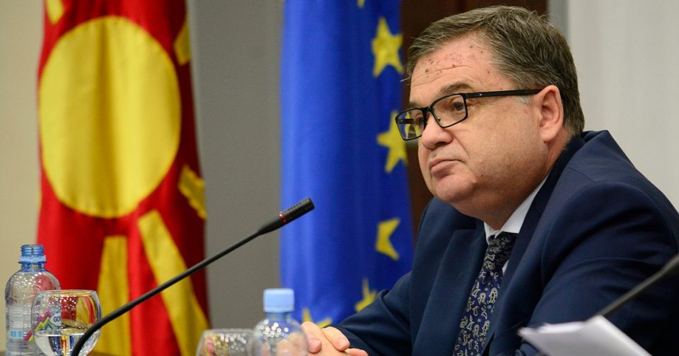 Ambassador Thimonier says that France will ratify Macedonia's NATO accession by the end of 2019