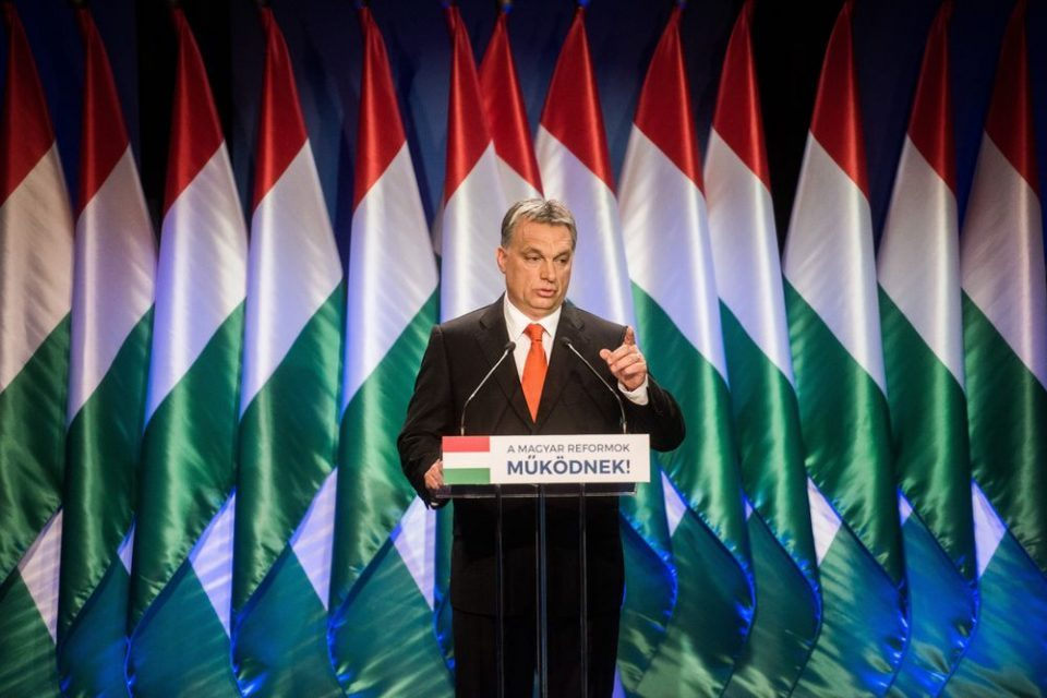 Orban: Africa is moving, Hungary must maintain anti-immigration policy