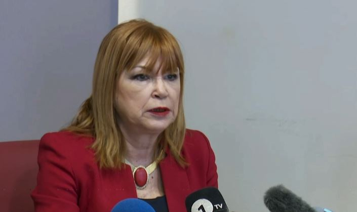Appeals Court to report Ruskoska for a threatening message