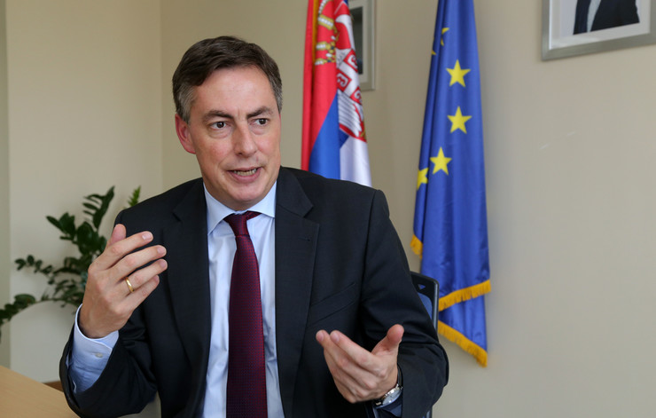 German MEP McAllister calls on EU member states to correct their mistake and approve EU accession talks with Macedonia and Albania