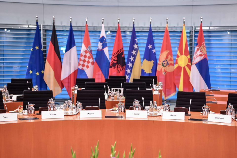 Mini Schengen summit in Ohrid tomorrow