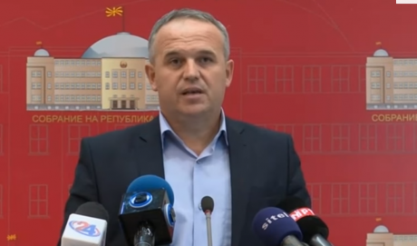 SDSM and DUI nominate an expelled VMRO-DPMNE member of Parliament as the next Deputy Speaker