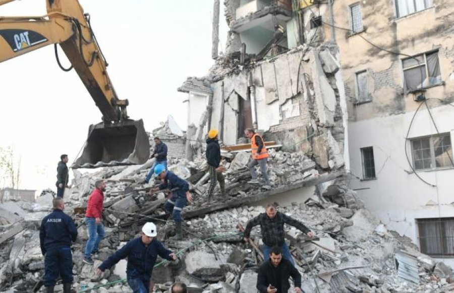 Cair is donating 12.000 EUR to earthquake hit Albania