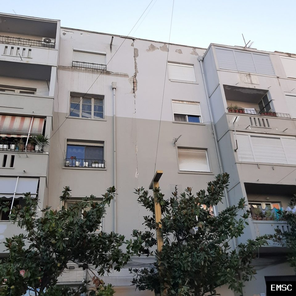 Tirana Mayor Veliaj says that 500 homes in his city were damaged by the earthquake