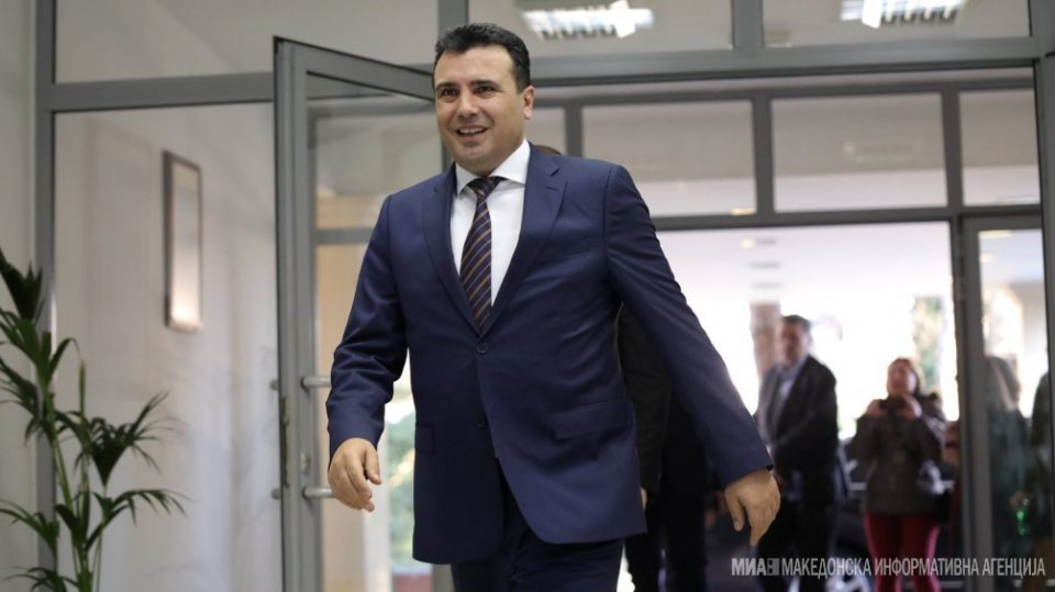 Outgoing Prime Minister Zaev confident that he will win the elections with difference of 60,000 – 120,000 votes