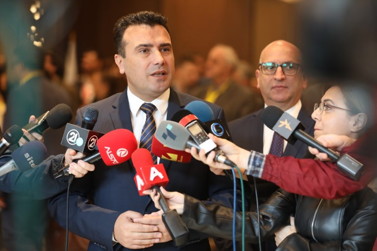 Macedonia and Serbia will not impose sanctions against Russia