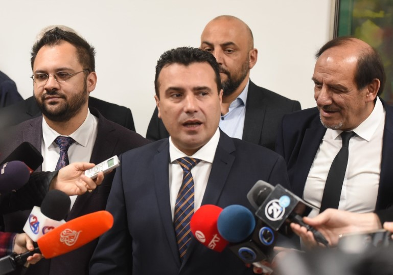 Zaev announces unilateral push to change the electoral code