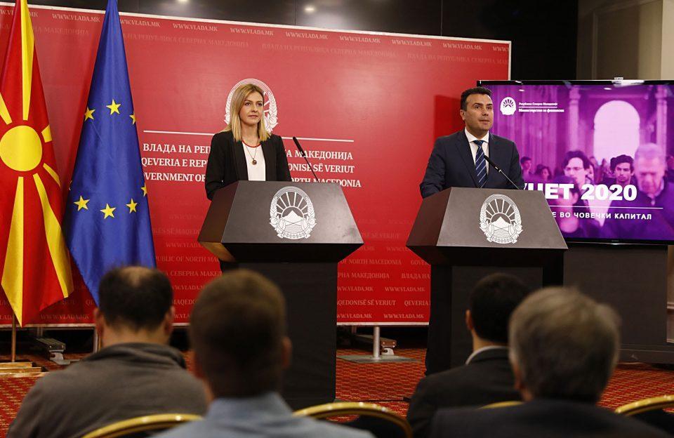 2020 budget amounts to 3.9 billion euros