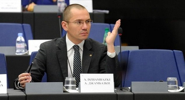 MEP Dzhambazki says that Macedonia is the second Bulgarian state, wants no borders between Ohrid and the Black Sea