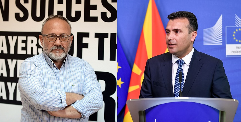 "The name change, improving inter-ethnic relations, the restoration of justice – journalist tries to name all of Zaev's ""successes"""