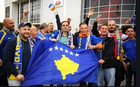 Macedonia and Kosovo already looking into who will get blamed for nationalist outbursts during their crucial March football match