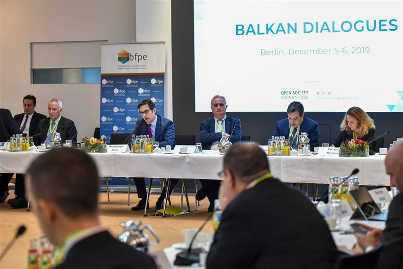 Pendarovski: The Western Balkans are losing hope of being integrated into the EU