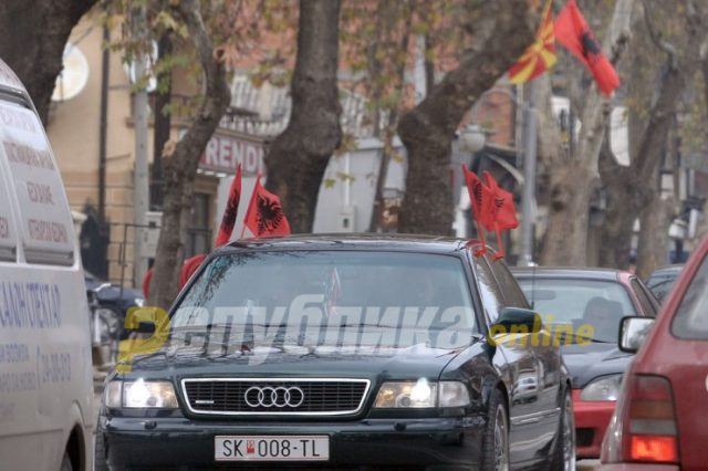 Macedonians claim to be Albanians or Roma to get jobs in the Skopje fire brigade