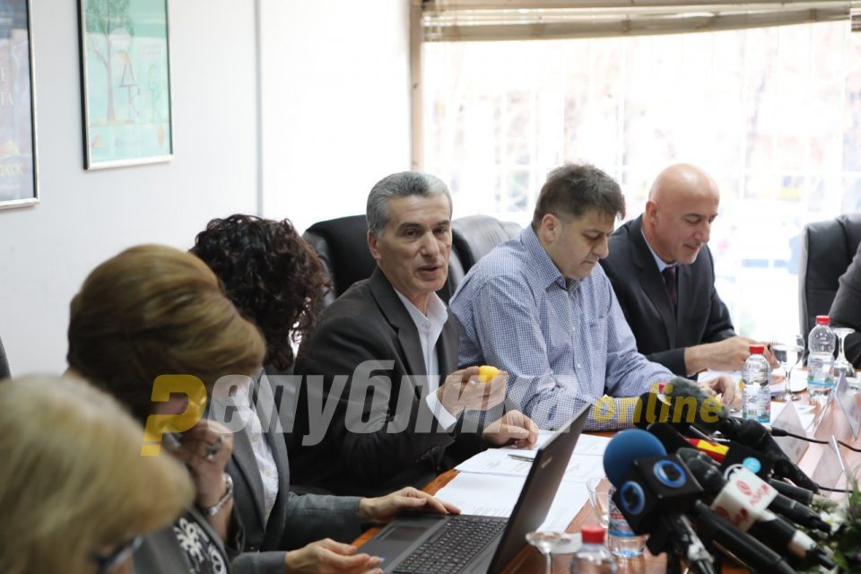Anti – Corruption Commission demands more resources before it accepts Zaev's request to investigate the judiciary