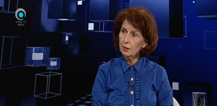 Siljanovska: The Constitution does not allow a military officer to be in charge of the Interior Ministry, but there were precedents