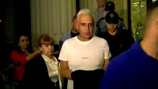 Boki 13 returned to Sutka prison