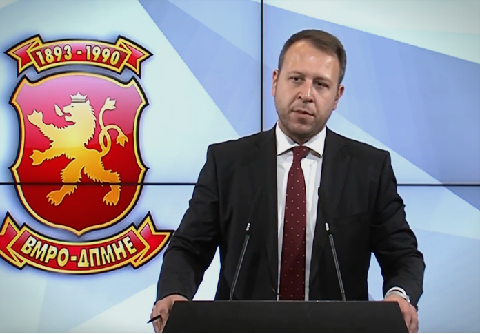 You can't change the rules months before the vote, Janusev tells Zaev