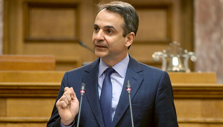Mitsotakis: I cannot cancel the Prespa Agreement