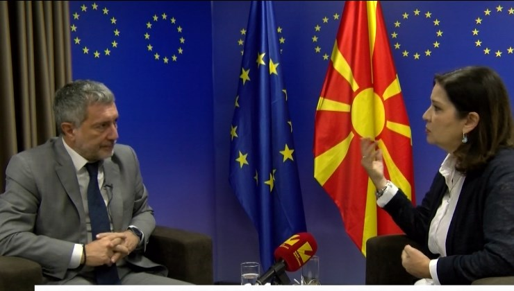 """EU official who deals with implementing projects says that Macedonia is a """"non-functional state"""""""