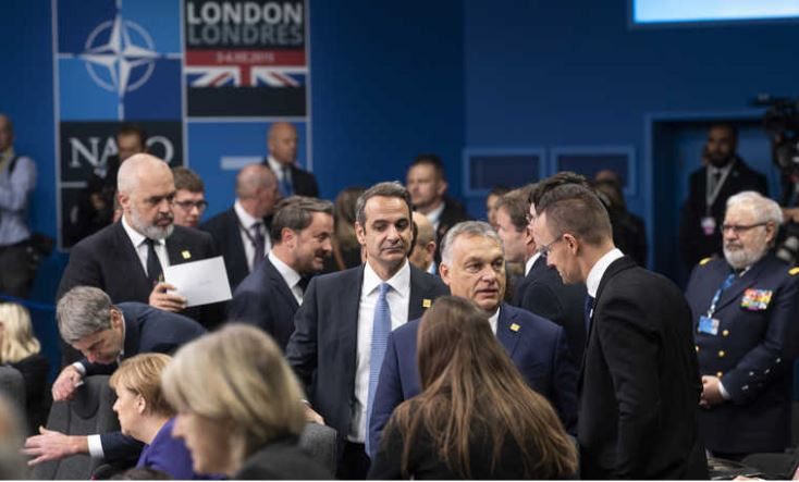 Orban satisfied that NATO acknowledges mass migration as a security challenge