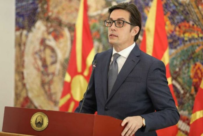 """Pendarovski says he feels responsible for the fact that the rule of law in Macedonia is """"half dead"""""""
