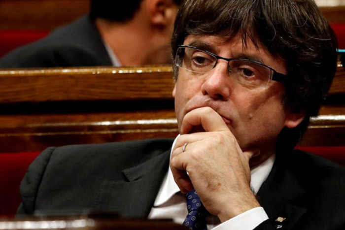 Puigdemont: If the EU is negotiating with Macedonia or Albania, why not Catalonia?