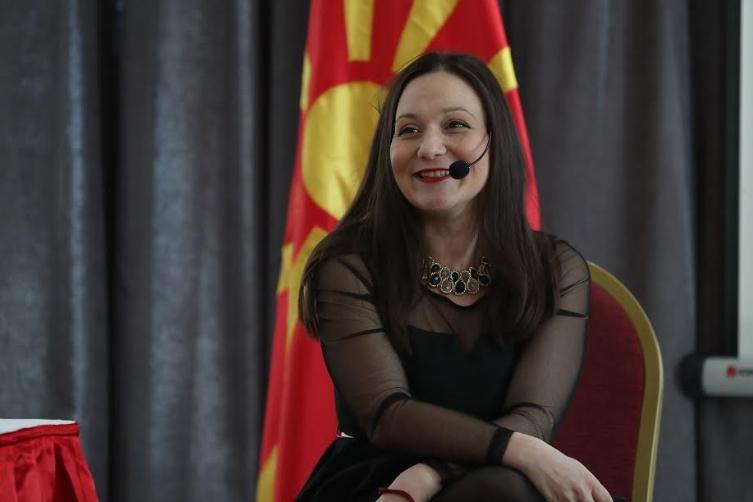 Rasela Mizrahi was targeted for investigating the work of her predecessor Mila Carovska