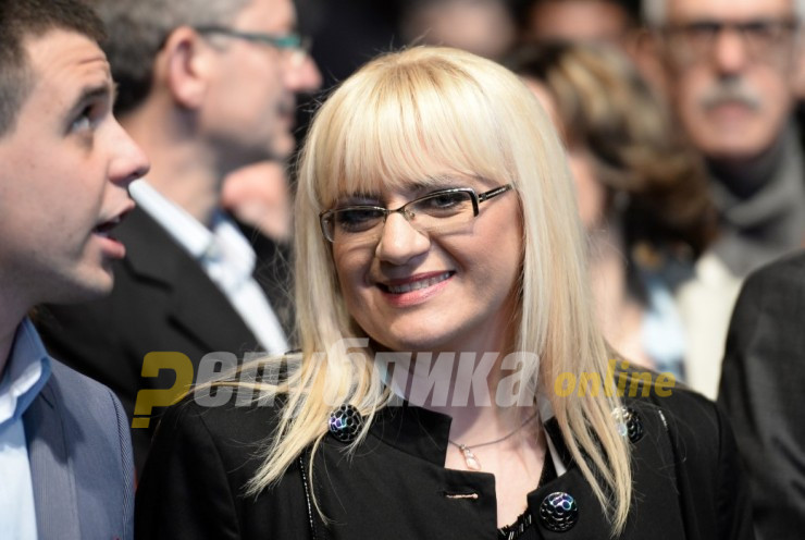 Zaev wants to appoint his loyalist Justice Minister Renata Deskoska to the Venice Commission