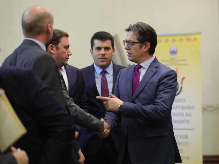 Pendarovski: No compromise when it comes to the right to education in one's native language