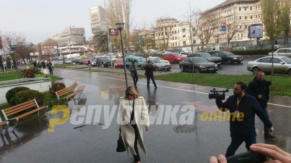 Ana Kamceva set to testify on the Racket scandal