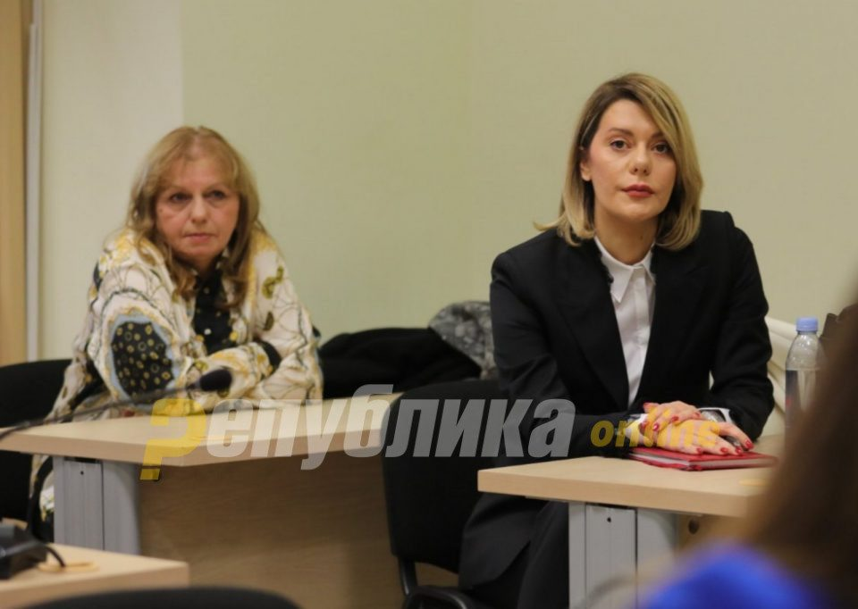 Ana Kamceva adds Interior Minister Oliver Spasovski to the list of Zaev's ministers who were close to Boki 13