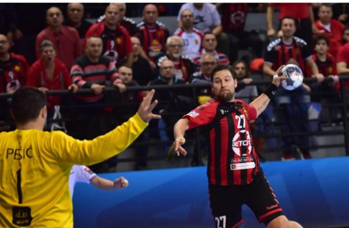 Vardar beats Tatran Presov and wins first place in its SEHA league group