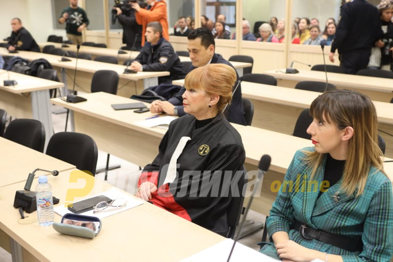 Ruskoska about Kiceec: I did not expect higher sentence, yet to decide whether to appeal