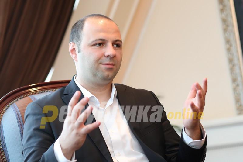 Misajlovski: VMRO-DPMNE's advantage over SDSM is much higher than 4%