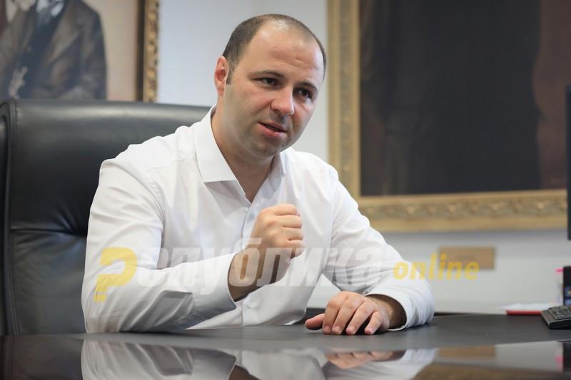 Misajlovski: EU media increasingly interested in VMRO -DPMNE's program