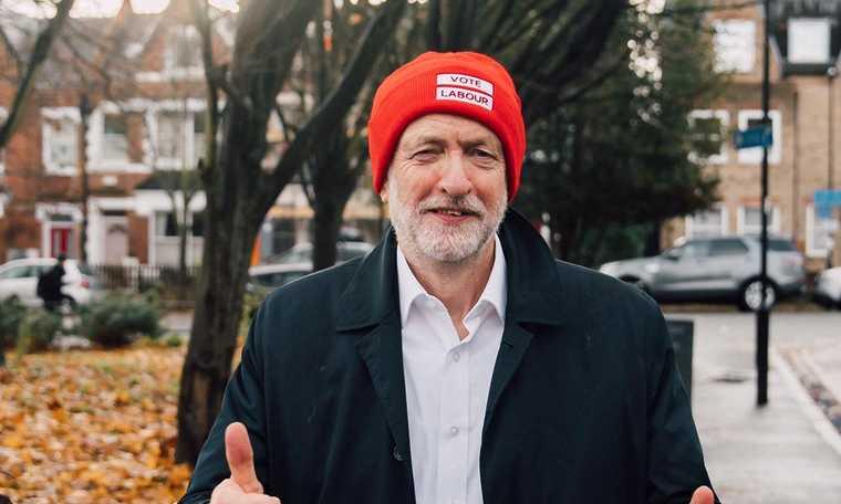 Simon Wiesenthal Center names Corbyn as top anti-Semite of 2019