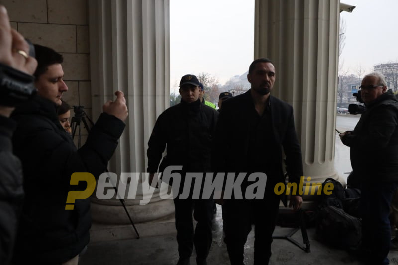 Verdict for Zoran Milevski to be pronounced on Wednesday