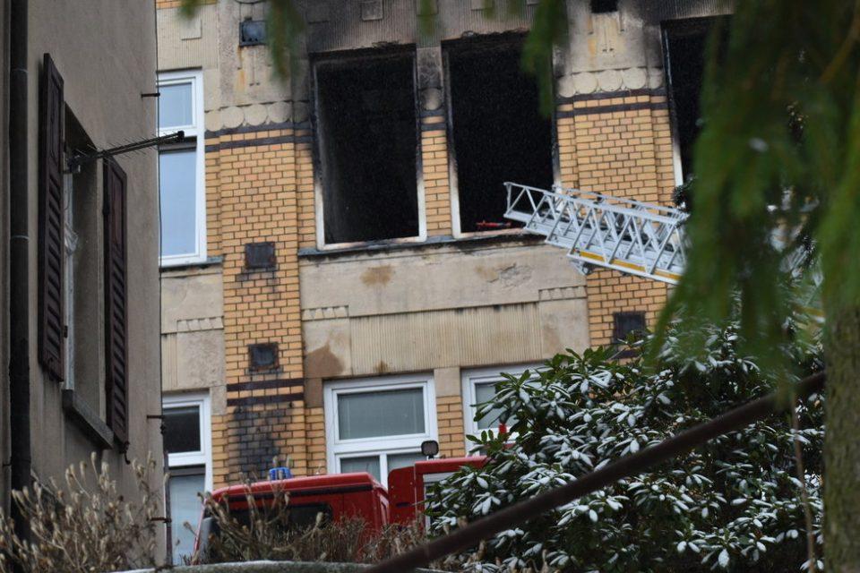 V4: Eight die in Czech nursing home fire