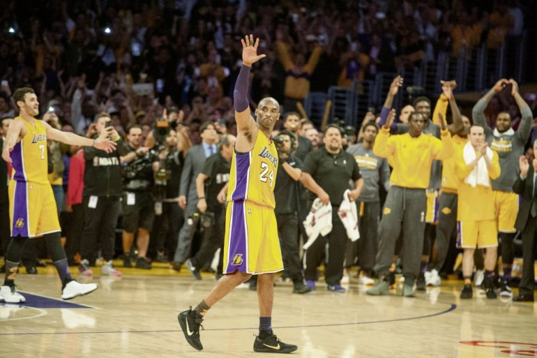 Kobe Bryant killed in California helicopter crash