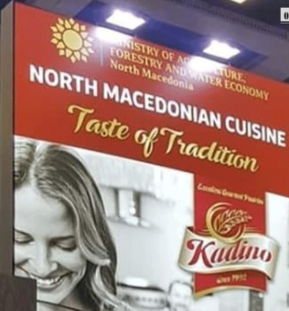 "Agriculture Ministry deflects blame for the ""North Macedonian cuisine"" ad"