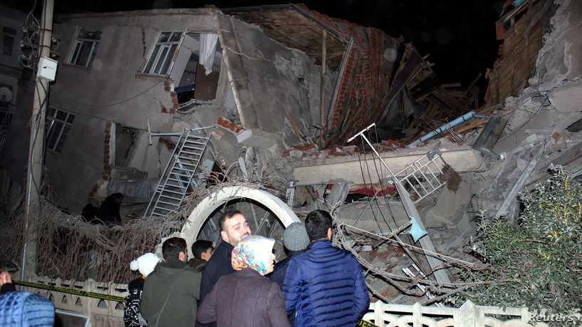 Earthquake in Turkey claims 21 lives, more than 1,000 injured